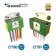 스포츠 LT190/LT191 럭키티 골프티 LT190:100mm