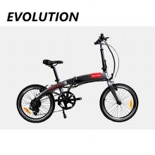 에볼루션 전기자전거 그레이