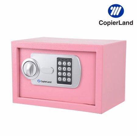 가정용 금고 ProSafe CES20 핑크 l 비밀번호 l 비상키 l 12.4리터