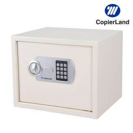 가정용 금고 ProSafe CES30 화이트 l 비밀번호 l 비상키 l 34.2리터
