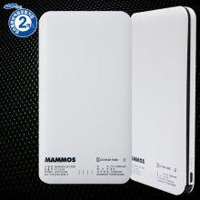 EZ-MAMMOS 10000mAh 듀얼보조배터리