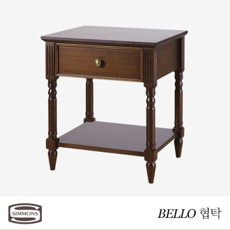 BELLO 협탁(연월넛) _연월넛