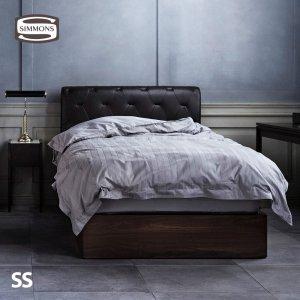 D2098A 브라운. N32 튜즈데이. 슈퍼싱글 침대