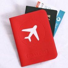 Hickies Passport Case 여행용품 레드