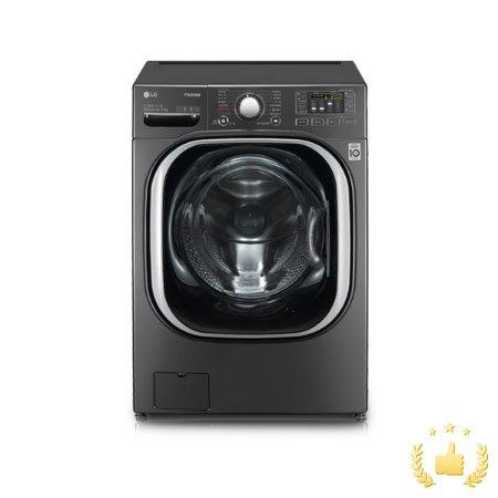 F21BFW 드럼세탁기 [21KG / 6모션 / 트루스팀 / 3방향터보샷 / 인버터DD모터 / 스마트씽큐 / 블랙스테인리스]