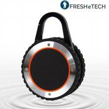 [국내배송]ATS ALL-Terrain Sound 방수 블루투스 아웃도어 스피커/waterproof Bluetooth 4.0 Orange/Black