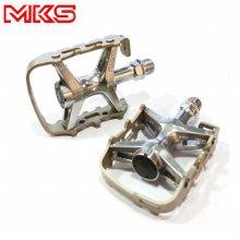 MKS MTB용 알루미늄 평페달 MT-LUX COMPE