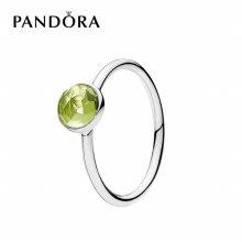 [판도라] 반지 탄생석 (8월) Birthstone Ring 191012PE 50