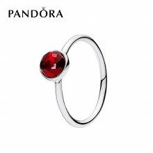 [판도라] 반지 탄생석 (7월) Birthstone Ring 191012SRU 50