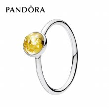 [판도라] 반지 탄생석 (11월) Birthstone Ring 191012CI 50