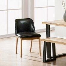 슈트린 원목 식탁 의자