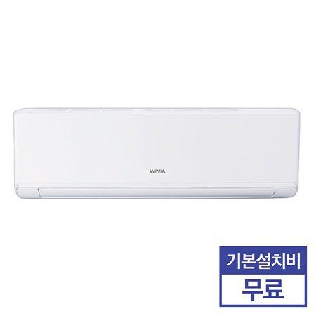 벽걸이 인버터 냉난방기 에어컨 WRW07BSH (22.8㎡) [전국기본설치무료]