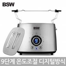 디지털 온도조절 토스트기 BS-1710-TS