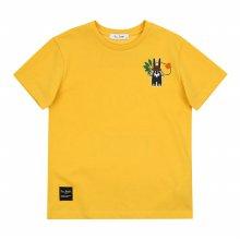 [피터젠슨] 아동 공용 사파리 그래픽 티셔츠 POM12TR65M_YE YE:S