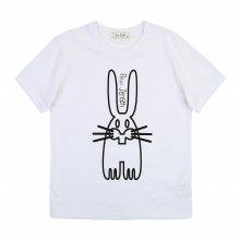 [피터젠슨] 아동 공용 피터 로고 티셔츠 POM12TR66M_WT WT:S