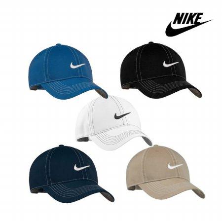 [NIKE] 나이키 골프 스티치 스우시캡 333114 333114-493 블루