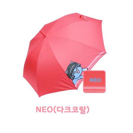 쁘띠 장우산 HUKTU10021 네오(레드코랄)