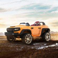 유아전동차 브룬 T8 Sports (리튬이온팩) 화이트