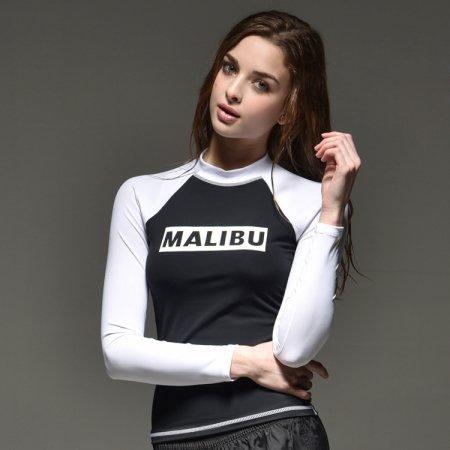 MALIBU 펭퀸 래쉬가드 S 여성