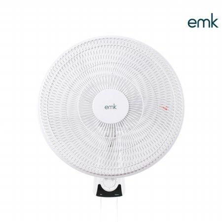 벽걸이형 선풍기 EFW-M81610WT [나선형 그릴망 / 5엽날개]