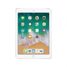 ★6월 5일 이후 순차배송★ 애플펜슬 호환 9.7형 iPad 6세대 LTE 128GB 실버 MR732KH/A