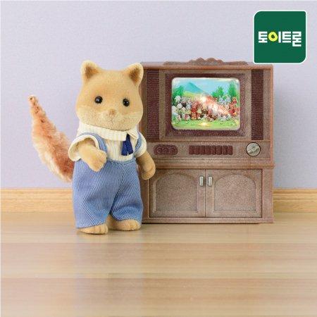 [실바니안공식] 4264-럭셔리 TV세트(2924)