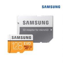 [삼성정품] MICROSDXC CLASS10 UHS-I EVO 128GB