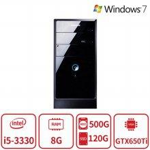 3세대 코어i5 게이밍 데스크탑 T2A시리즈 듀얼스토리지 [8G/SSD120G+HDD500G/GTX650Ti] 리퍼