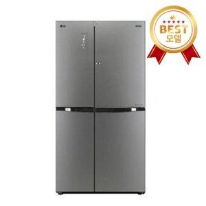 [한정수량특가] 양문형냉장고 S831TS35 [821L]