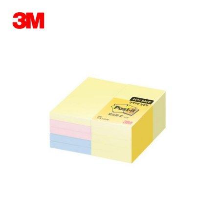 3M 포스트잇 656-10A 알뜰팩