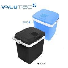차량용 레저용 냉온장고 26L 블랙 (VR-026L)