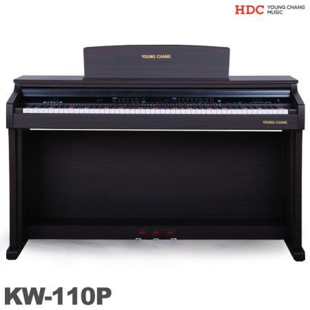 [견적가능] 영창 전자 디지털피아노 KW-110P / KW110P 로즈우드