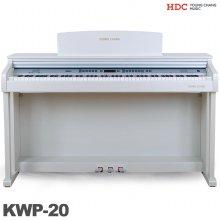 [견적가능] [무료배송] 영창 디지털피아노 KWP-20 (화이트)전자피아노