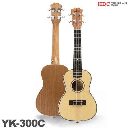 [견적가능][무료배송] 영창 우쿨렐레 YK-300C