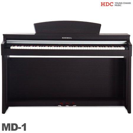 [36개월 무이자][무료배송] 영창 커즈와일 디지털피아노 MD-1/MD1 (로즈우드)