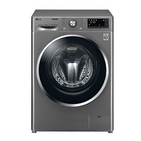 드럼세탁기 F10SR [10KG/트루스팀/6모션/초강력터보샷/통살균/건조맞춤탈수/실버]