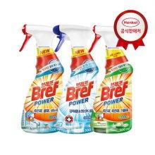 (무료배송) 브레프 파워 곰팡이용&욕실용&주방용 X3개 곰팡이용3개