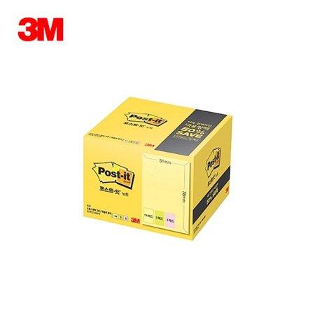 3M 포스트잇 노트 656-20A