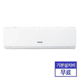 벽걸이 인버터 에어컨 WRV07BHW (22.8㎡) [기본설치비 무료]