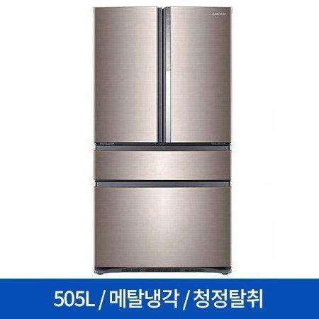[*LPOINT 5만점*] 스탠드형 김치냉장고 RQ51N92D0S7 (505L) 4도어/M9000