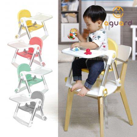 유아 핸디부스터 1입 아기식탁의자 하이체어 민트 MINT