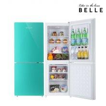벨 글라스 레트로 냉장고 146L / SR-C15AM