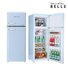 [하이마트 설치] 레트로 냉장고 220L 하늘색 컬러 / RD22ASB 1등급