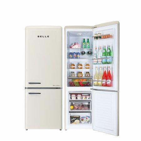 RC27ACM / 하이마트 설치! 벨 레트로 냉장고 270L 1등급