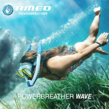 아메오(AMEO) 파워브래더 스노클 WAVE(SNORKEL)