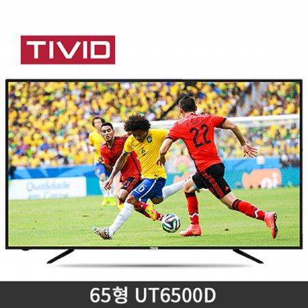 [벽걸이 전문기사 설치] 165cm UHD TV / UT6500D