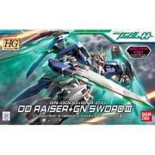 HGOO 054 GN-0000+GNR-010 00 라이저 + GN Sword III
