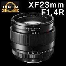 XF 23mm F1.4R 렌즈