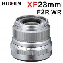 XF 23mm F2R WR 단렌즈 [ 실버 ]