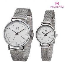 MA113-WTMW/커플 여성메탈시계